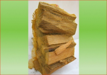 Buche Kamin-Holz 80 ltr. Sack   Holzstück-Länge ca. 33 cm