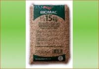 Pellets - Biomac - Top   15kg-Sack Ökopellets  Ö-Norm - helle