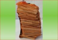 Anfeuerholz 7,5 - 8,0 kg Sack   Holzstück-Länge ca. 20-25 cm