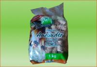 Premium Anzündholzwolle | 1 kg Sack | von Heumüller Holzwolle
